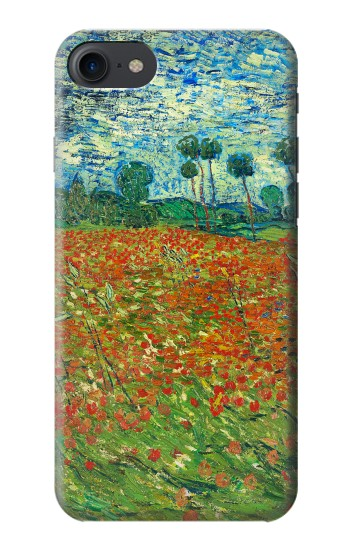 Printed Field Of Poppies Vincent Van Gogh HTC One E9+ Case