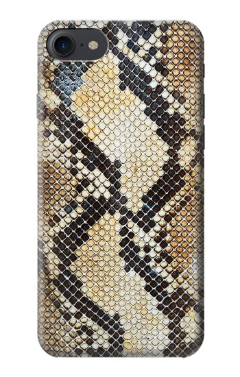 Printed Snake Skin Texture HTC One E9+ Case