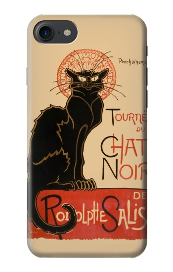 Printed Chat Noir The Black Cat HTC One E9+ Case