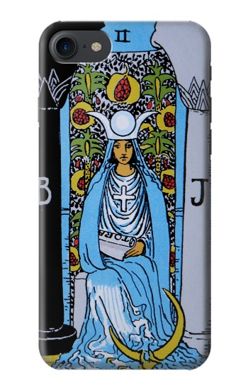 Printed High Priestess Tarot Card HTC One E9+ Case