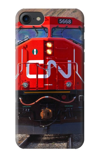 Printed Train Canadian National Railway HTC One E9+ Case