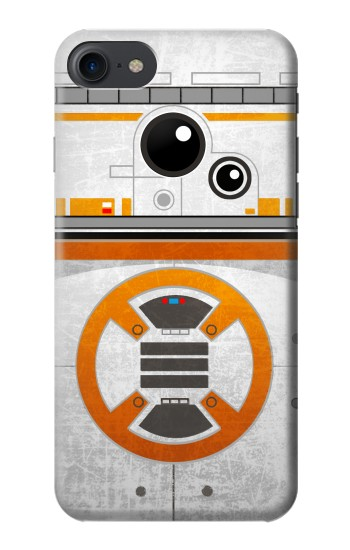 Printed BB-8 Rolling Droid Minimalist HTC One E9+ Case