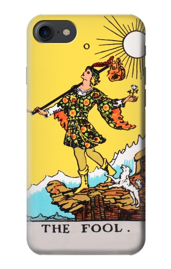 Printed Tarot Card The Fool HTC One E9+ Case