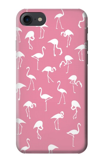 Printed Pink Flamingo Pattern HTC One E9+ Case
