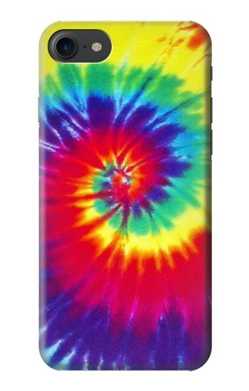 Printed Tie Dye Fabric Color HTC One E9+ Case
