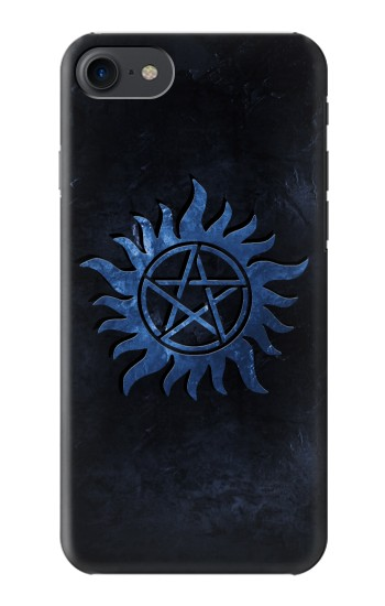 Printed Supernatural Anti Possession Symbol HTC One E9+ Case