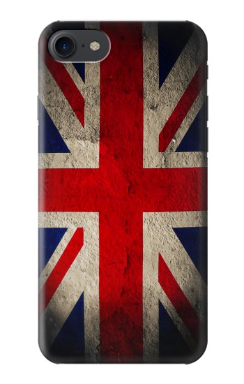 Printed Vintage British Flag HTC One E9+ Case