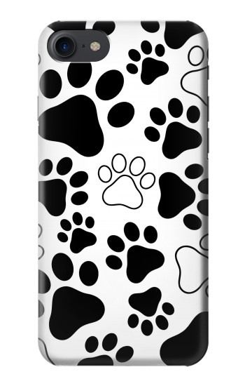 Printed Dog Paw Prints HTC One E9+ Case