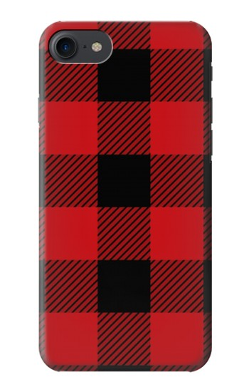 Printed Red Buffalo Check Pattern HTC One E9+ Case