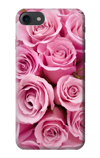 Printed Pink Rose HTC One E9+ Case