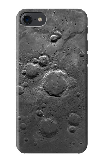 Printed Moon Surface HTC One E9+ Case