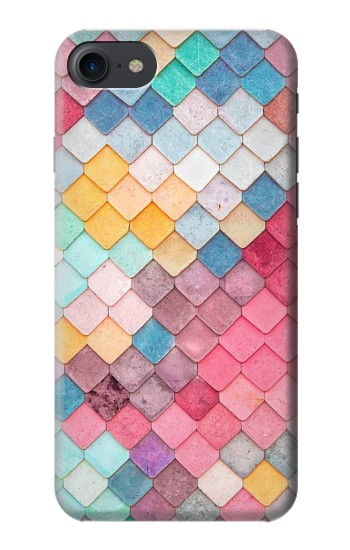 Printed Candy Minimal Pastel Colors HTC One E9+ Case