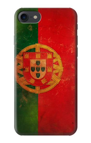 Printed Vintage Portugal Flag HTC One E9+ Case