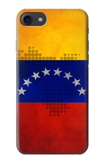 Printed Venezuela Map Flag HTC One E9+ Case