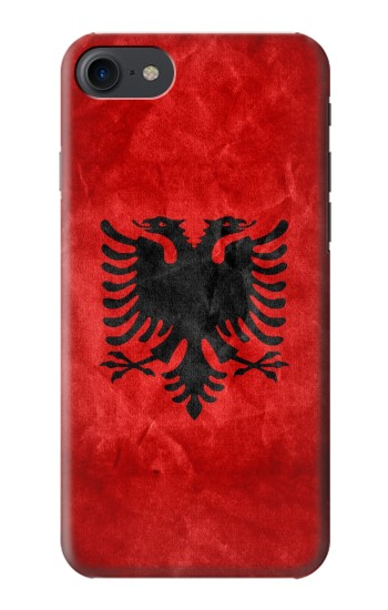 Printed Albania Red Flag HTC One E9+ Case