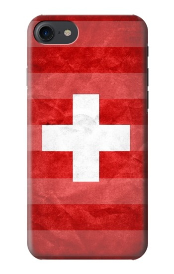 Printed Switzerland Football Flag HTC One E9+ Case