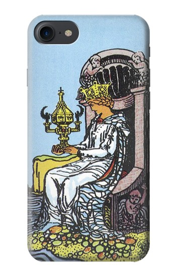 Printed Tarot Card Queen of Cups HTC One E9+ Case