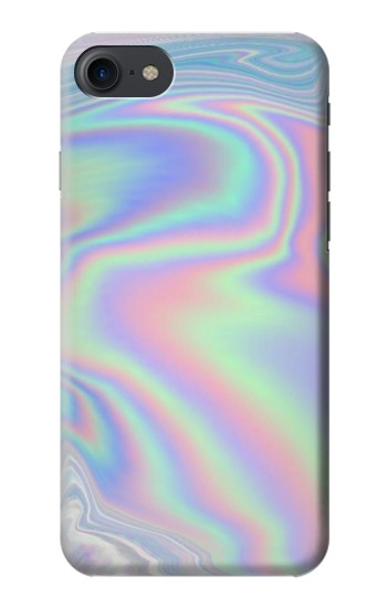 Printed Pastel Holographic Photo Printed HTC One E9+ Case