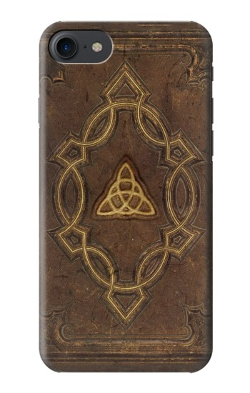 Printed Spell Book Cover HTC One E9+ Case