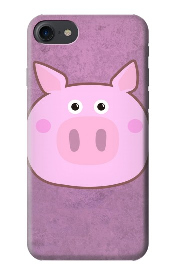 Printed Pig Cartoon HTC One E9+ Case