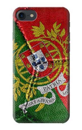 Printed Portugal Flag Vintage Football 2018 HTC One E9+ Case