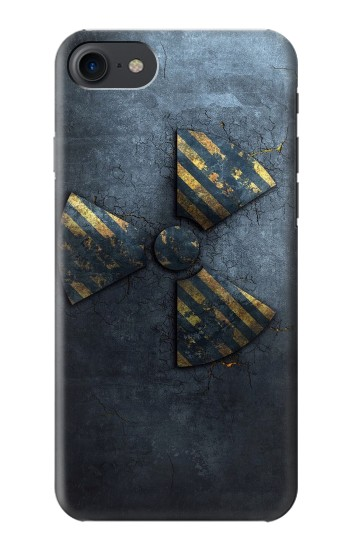 Printed Danger Radioactive HTC One E9+ Case