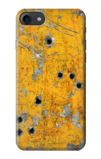 Printed Bullet Rusting Yellow Metal HTC One E9+ Case