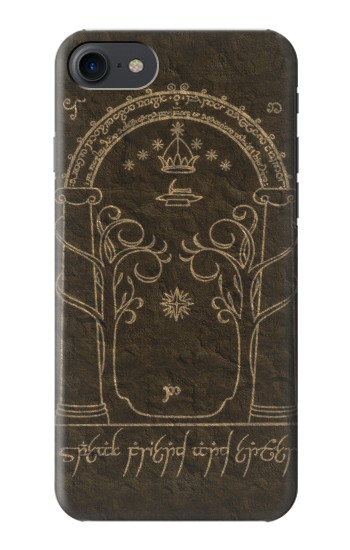 Printed Durin Door The Lord of The Rings HTC One E9+ Case