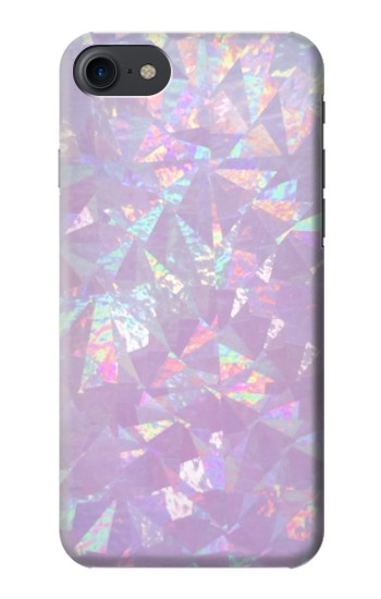 Printed Iridescent Holographic Photo Printed HTC One E9+ Case