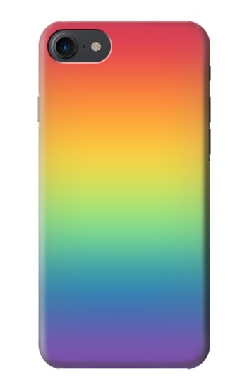 Printed LGBT Gradient Pride Flag HTC One E9+ Case
