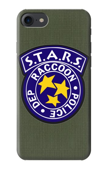 Printed Resident Evil Star Badge Chris Outfit HTC One E9+ Case