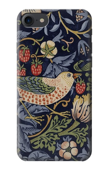 Printed William Morris Strawberry Thief Fabric HTC One E9+ Case