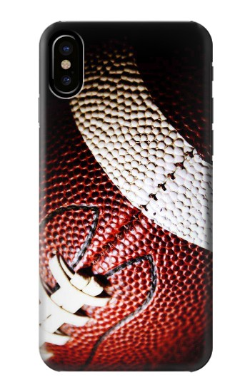 Printed American Football HTC One M9+ Case