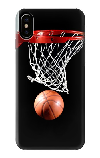 Printed Basketball HTC One M9+ Case