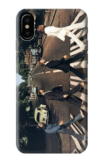 Printed The Beatles Abbey Road HTC One M9+ Case