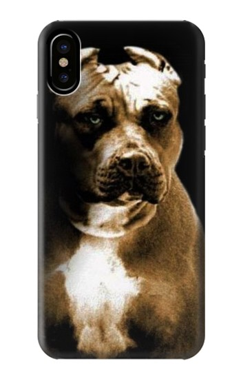Printed PitBull HTC One M9+ Case
