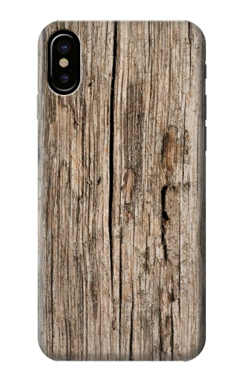 Printed Wood HTC One M9+ Case