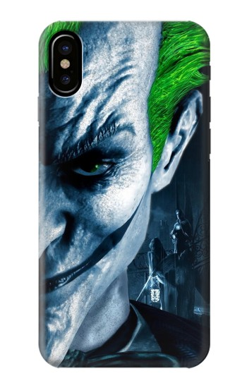 Printed Joker HTC One M9+ Case