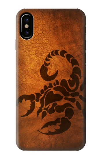 Printed Scorpion Tattoo HTC One M9+ Case