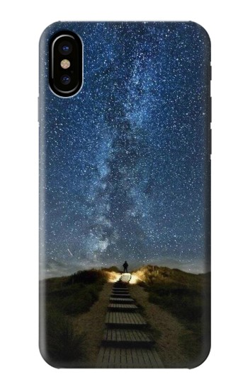 Printed Stairway to Heaven Iceland HTC One M9+ Case