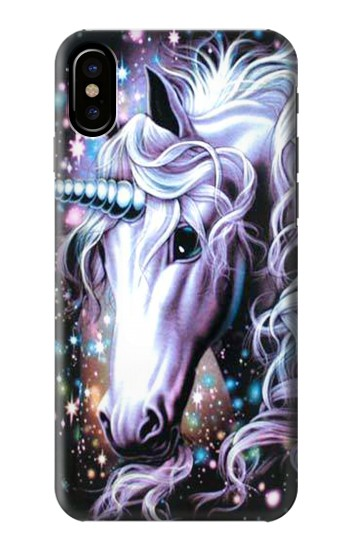 Printed Unicorn Horse HTC One M9+ Case