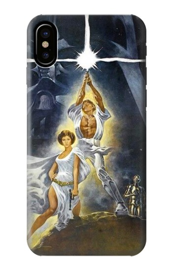 Printed New Hope HTC One M9+ Case