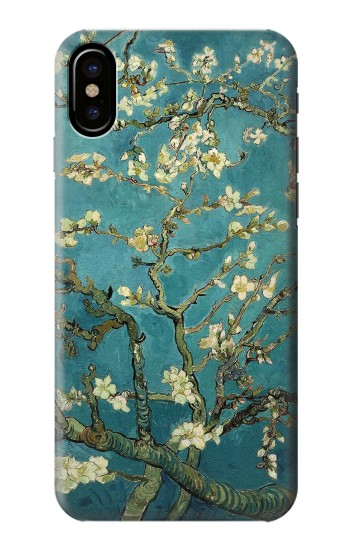Printed Blossoming Almond Tree Van Gogh HTC One M9+ Case