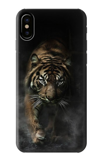 Printed Bengal Tiger HTC One M9+ Case