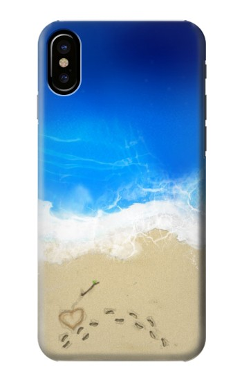 Printed Relax Beach HTC One M9+ Case