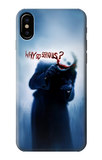 Printed Batman Joker Why So Serious HTC One M9+ Case