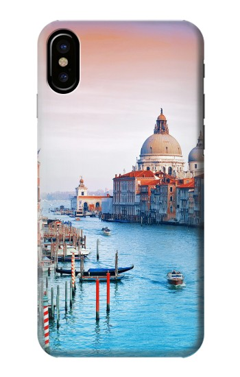 Printed Beauty of Venice Italy HTC One M9+ Case