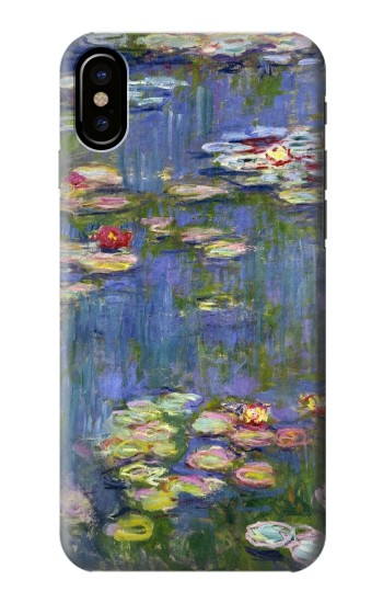 Printed Claude Monet Water Lilies HTC One M9+ Case