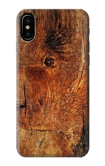 Printed Wood Skin Graphic HTC One M9+ Case