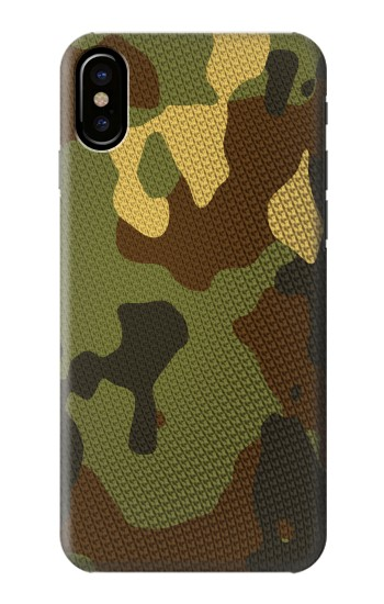 Printed Camo Camouflage Graphic Printed HTC One M9+ Case